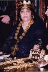 Ritual de blestem prezentat de doamna Maria Câmpina, Regina Magiei Albe