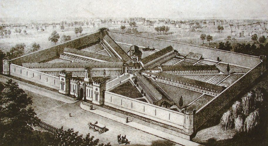 Penitenciarul bântuit Eastern State