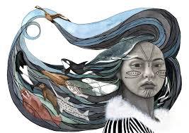 Arnarquagsag, zeiţa inuiţilor