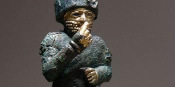 Statuie închinată lul Amur
