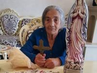 Mulţumiri recente din străinătate pentru clarvăzătoarea mama Maria din Buzău