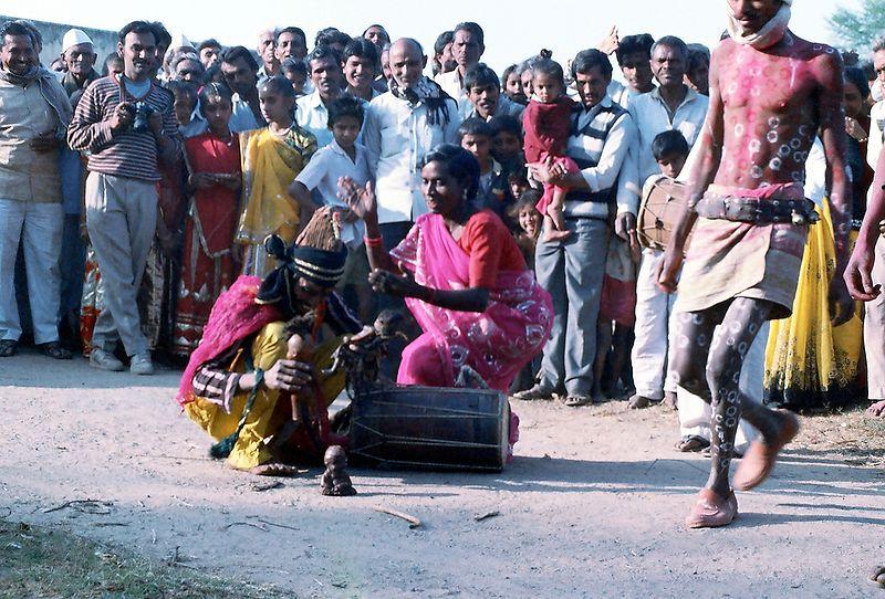 Ritualuri satanice în India