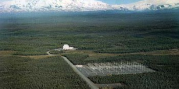 Panorama HAARP   sursa Wikipedia