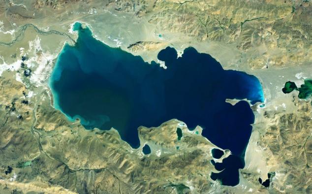 Lacurile sacre din Tibet