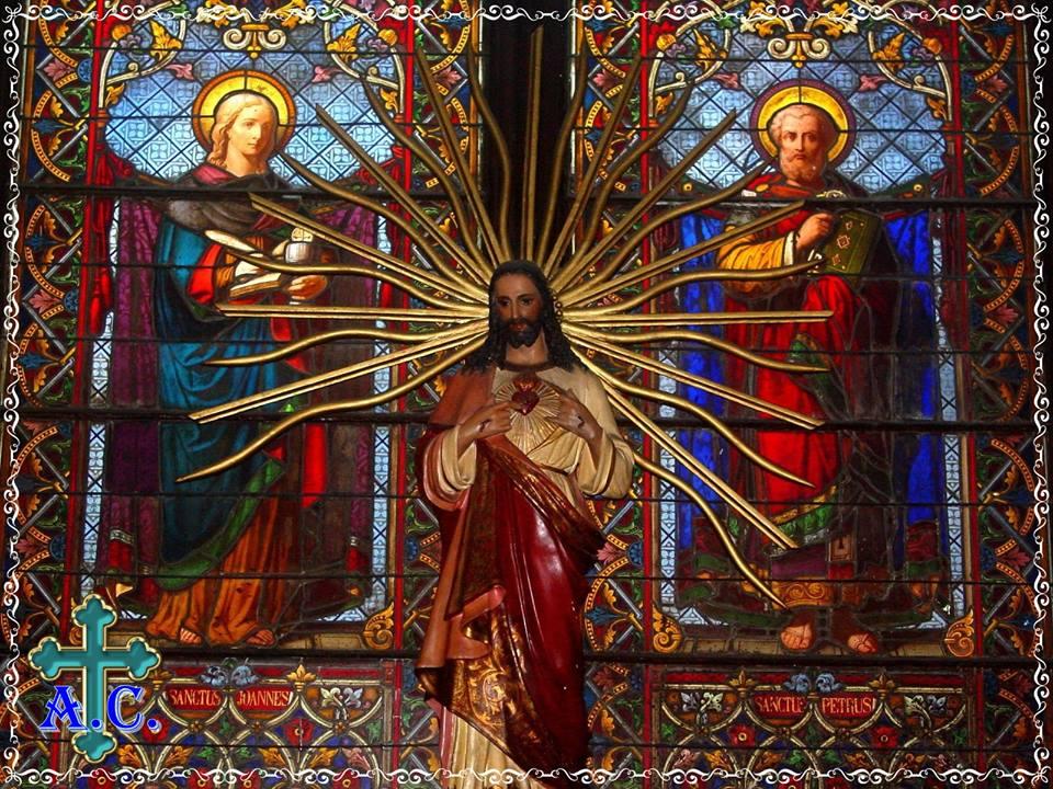 Iisus şi Maica Domnului au apărut în California