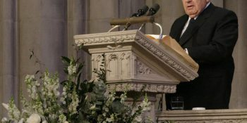 National Funeral Service Former President Gerald R. Ford. National Cathedral.