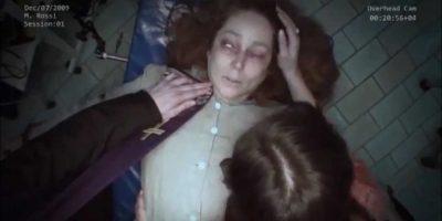 Exorcismul Mariei Rossi