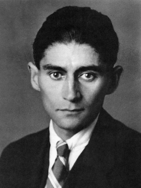 Franz Kafka despre ascensiunea ta
