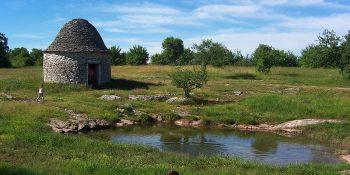 Livernon, departamentul Lot, Franţa. Autor foto Thierry46, Wikipedia.