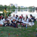 vrajitoarele din Bucuresti in ritual la balta 1