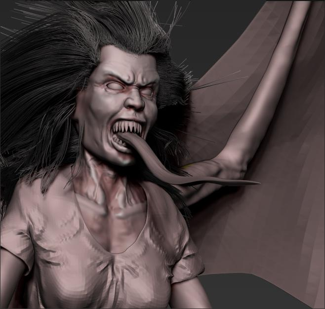 Manananggal, vampirul din Filipine