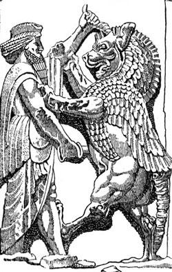 Cartea malefică a misterioasei vrăjitoare Ahriman