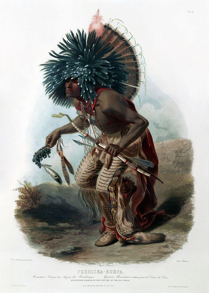 Indianca vrăjitoare care intra în visele oamenilor şi-i omora