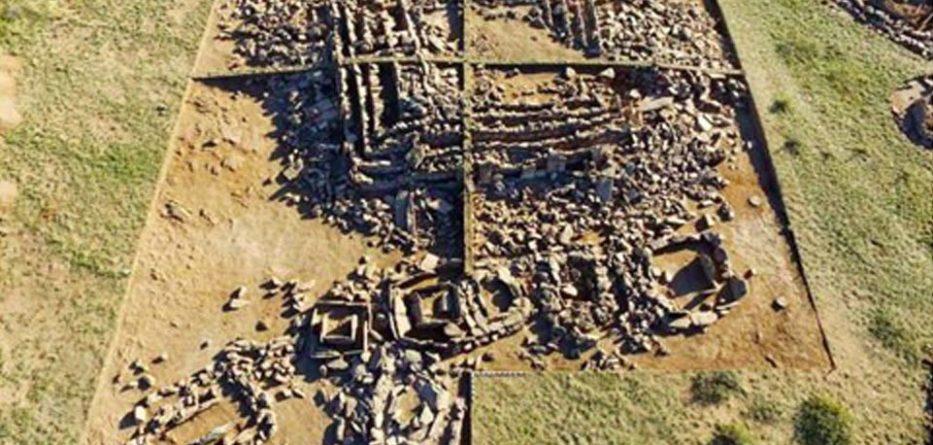 S-a descoperit o piramidă misterioasă extrem de veche în Kazahstan