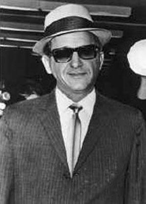 Boss-ul familiei din Chicago, Salvatore Giancana